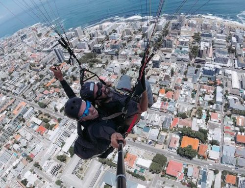 Fly Cape Town – Paragliding